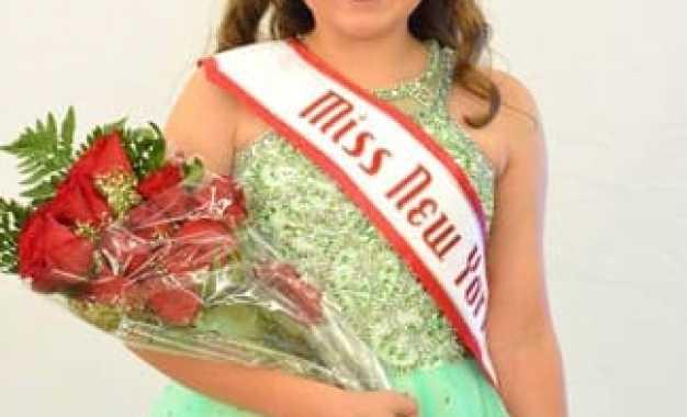 Manlius fifth grader named Miss New York Jr-Pre Teen