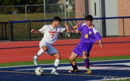 C-NS boys soccer ousted; Liverpool advances