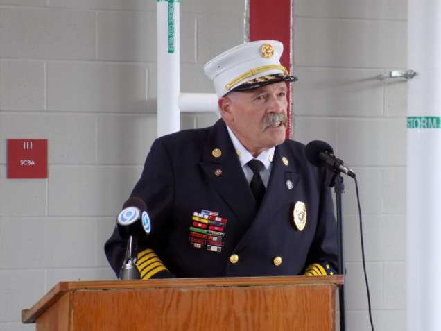 Manlius fire station opening10
