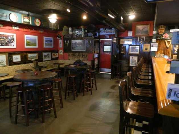 McCarthy's Pub interior (photo by Jason Emerson)