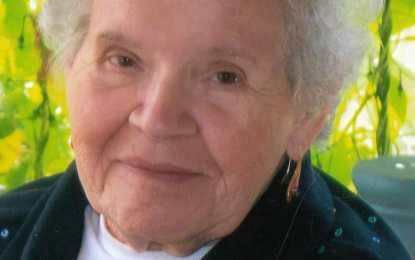 Frances Hole, 83