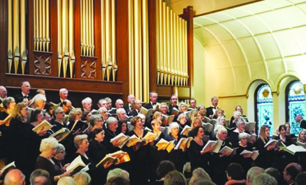 MasterWorks Chorale to present holiday show