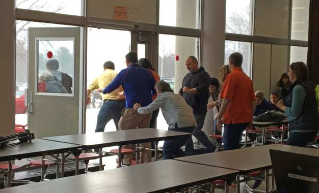 Fight or flight: B'ville teachers undergo active shooter training