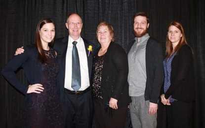 Bewley named CBA Lasallian Educator of the Year