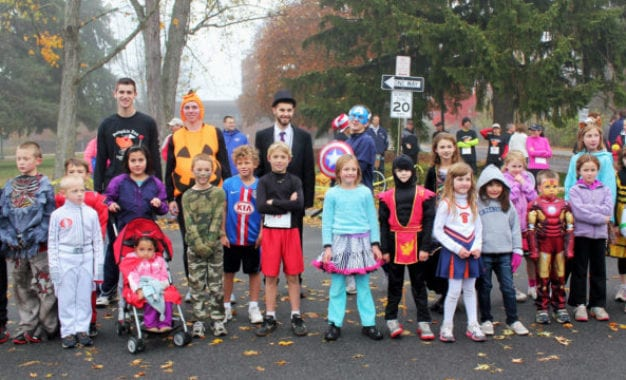 Sign up for the 7th Annual Pumpkin Run