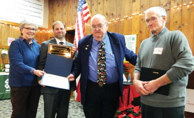 Assemblyman Bill Magee receives 'Friend of Extension' award in Madison County