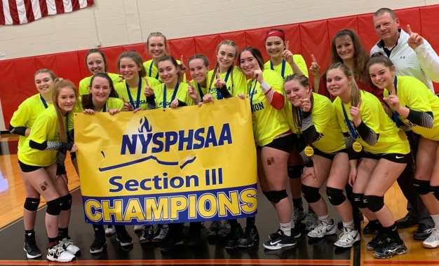 Bears' perfect volleyball season ends with sectional title
