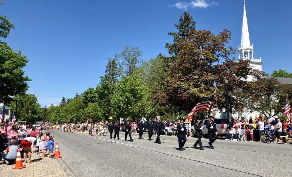 Cazenovia Honors Fallen Servicemen And
