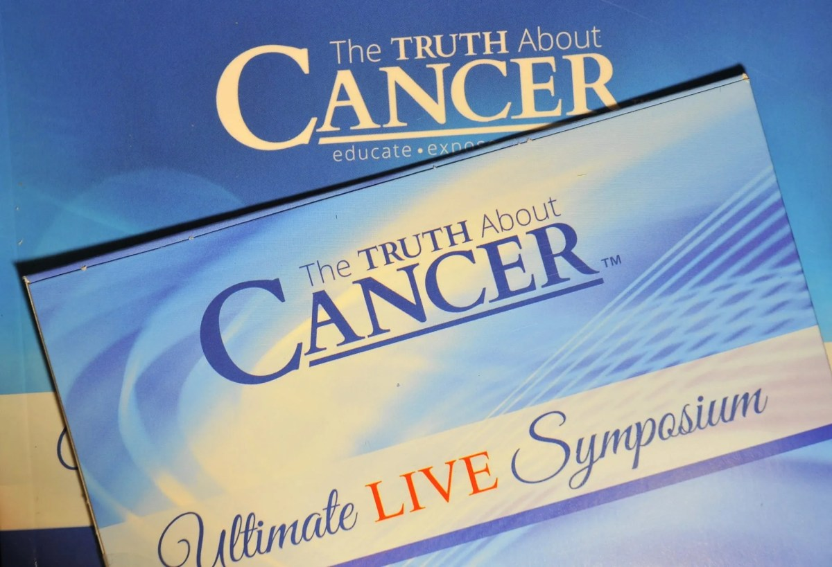Cancer: There Is A Better Way!
