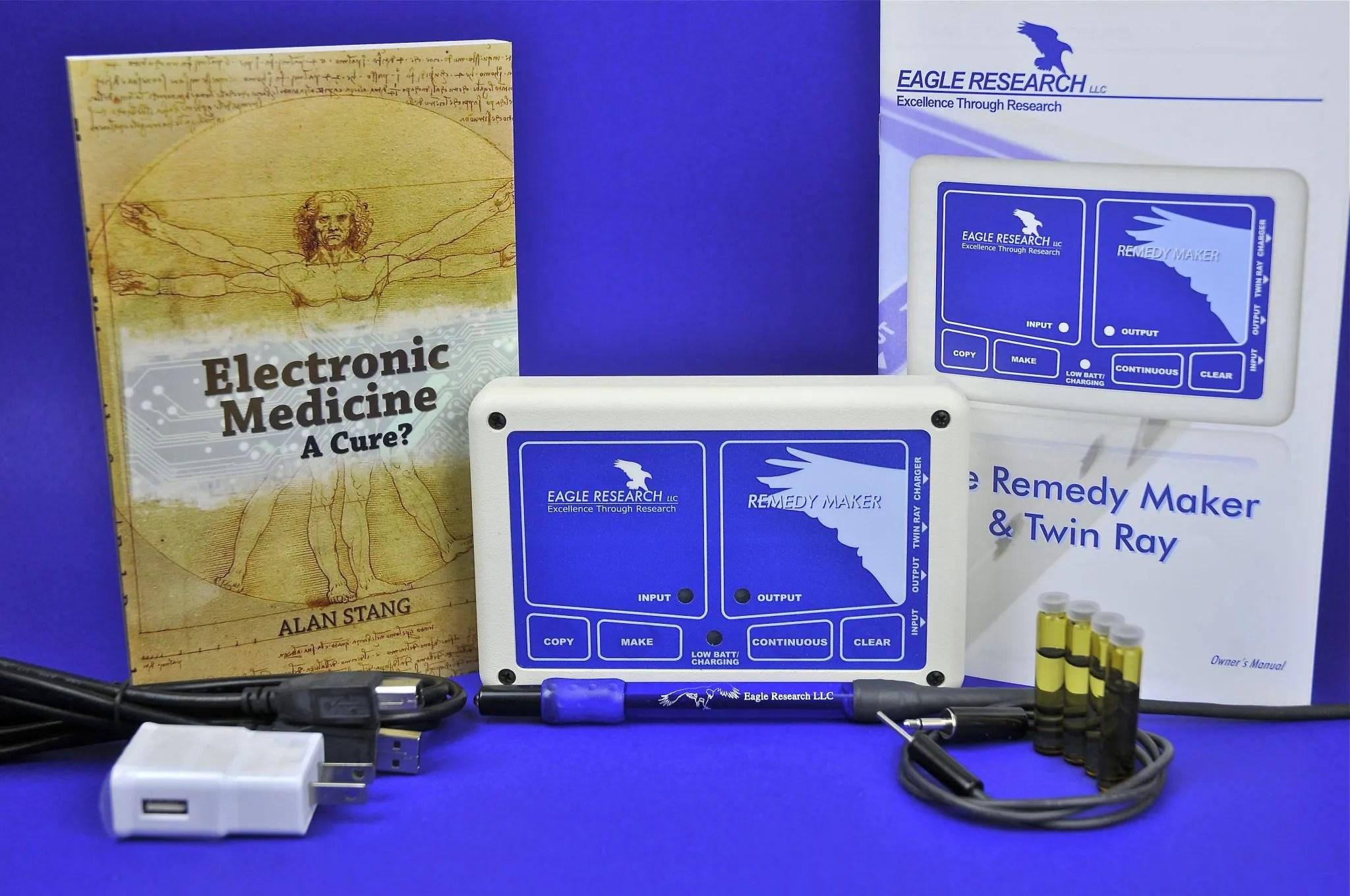 Remedy Maker: Full Package