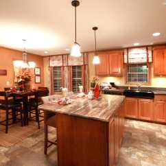How To Make Kitchen Cabinets Large Island For Sale Eagle River Homes | Turning Your Housing Dreams Into Reality