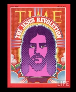Jesus movement time magazine cover