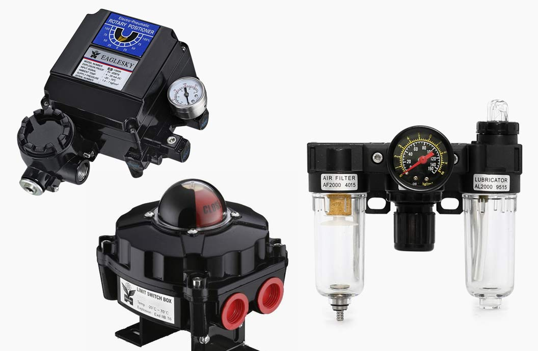 Pneumatic Actuator Options