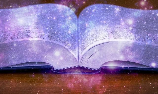 "Akashic Record ""Book of Life"""