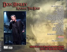 Don Henley Bootleg - Milwaukee 1990