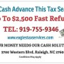 Cash Advance Eagles Tax Accounting Services
