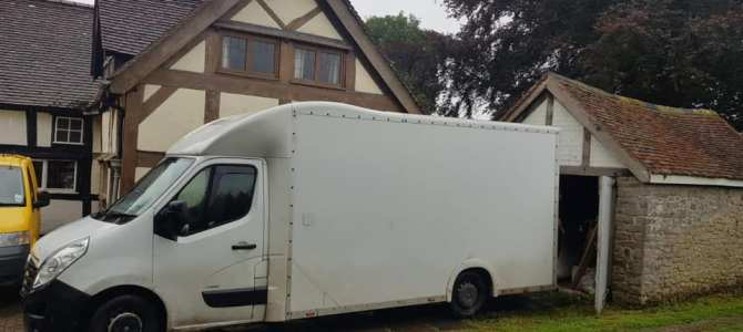 House Clearance Hereford HR3 – 19/08/2020