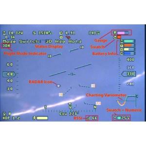 Vector Flight Controller  OSD