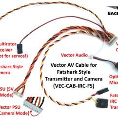 Fpv Gauge Wiring Diagram Guitar Amp Vector Flight Controller Osd
