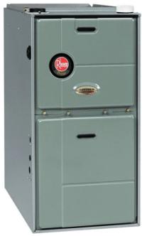 Rheem RGFE 75,000 BTU 92.8% Modulating Gas Furnace | eBay