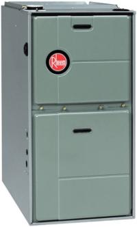 Rheem RGRM 75,000 BTU 95% 2-STAGE FURNACE Variable Spd | eBay