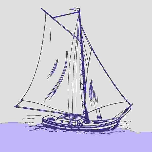 Boat illustration 5