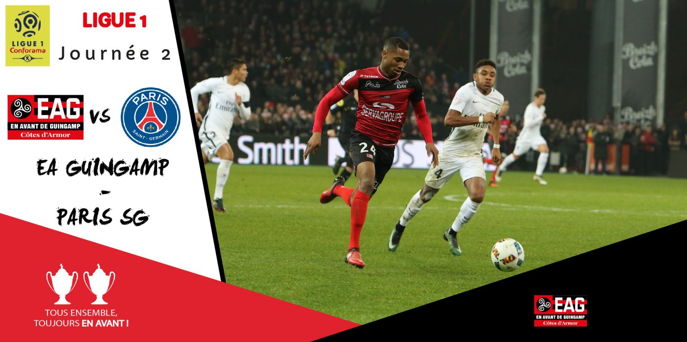 resume video psg guingamp
