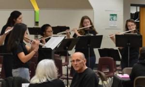 Spaghetti Dinner 2017 Flute Ensemble