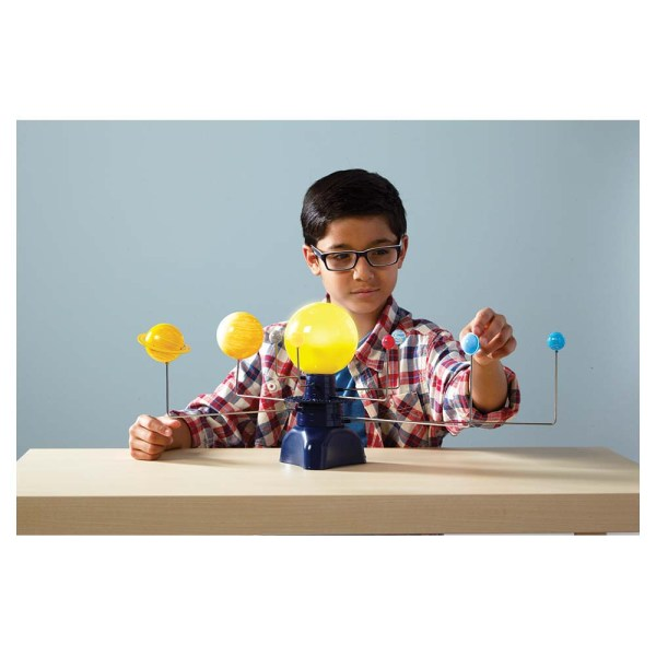 Geosafari Motorized Solar System - Science Supplies