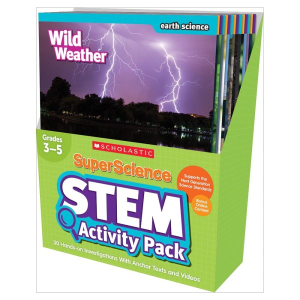 Superscience Stem Instant Activities 30 Hands