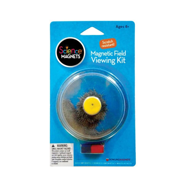 Magnetic Field Viewing Kit - Science Supplies Resources