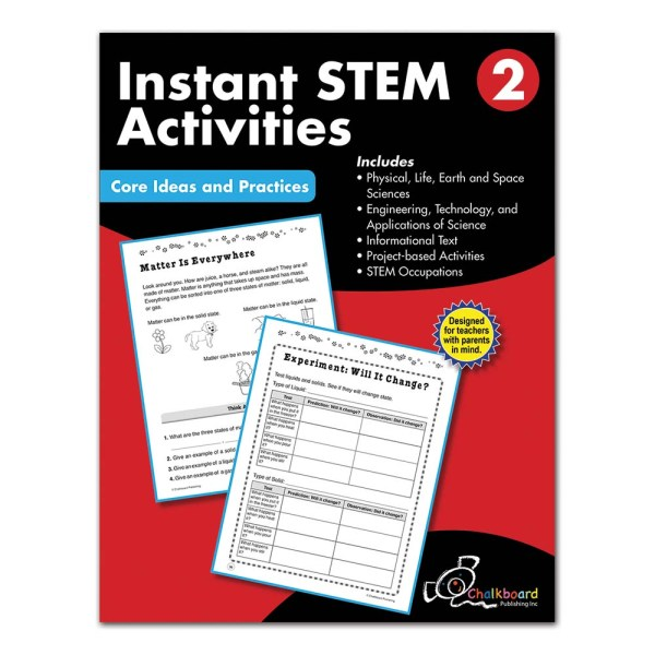 Instant Stem Activities - Grade 2 Eai Education