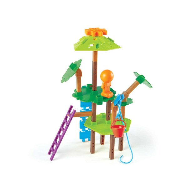 Engineering & Design Building Set - Tree House Stem