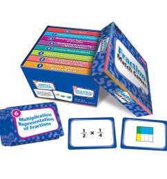Fraction Match Games: Grade 5 - Web Exclusives   EAI Education [ 1000 x 1000 Pixel ]