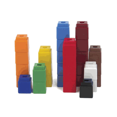 The unifix cubes are also we use the unifix cubes for counting, patterns, basic operations, probability, graphing, sorting and measurement. Unifix Cubes Set Of 3000 In Tub Counting Sorting Patterning Eai Education