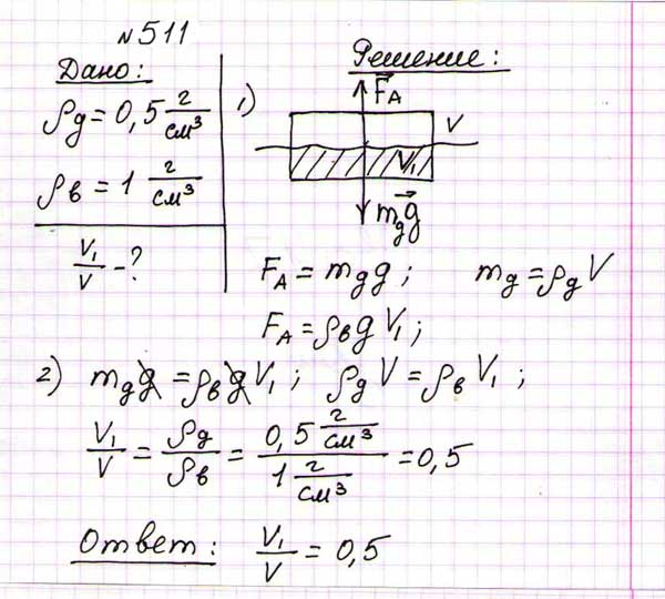 Учим физику. 7 класс. Урок 47