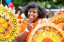 Acton Carnival procession