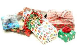 Christmas presents istock image