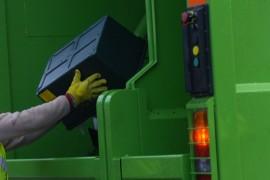 Green box recycling