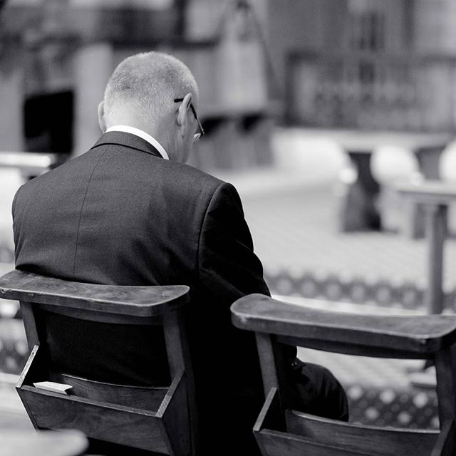 Instagram Post - That familiar sight of the Groom waiting and looking at his phone  #love #weddings #weddingvideography #londonwedding #weddingphotography #ealingwedding