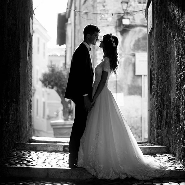 Instagram Post - Beautiful Couple Silhouette By @robertlupu_photo #love #wedding #weddinglondonphotography #coupleshots #destinationweddings