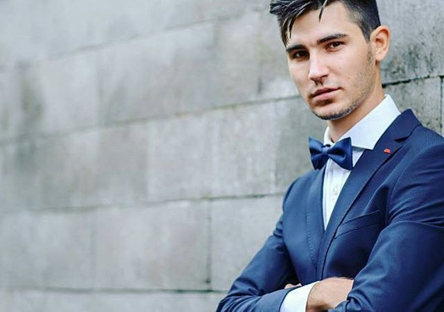 Instagram Post – Groom Portrait. Yay or nay?By @robertlupu_photo#love #wedding #weddingvideography #weddingphotography