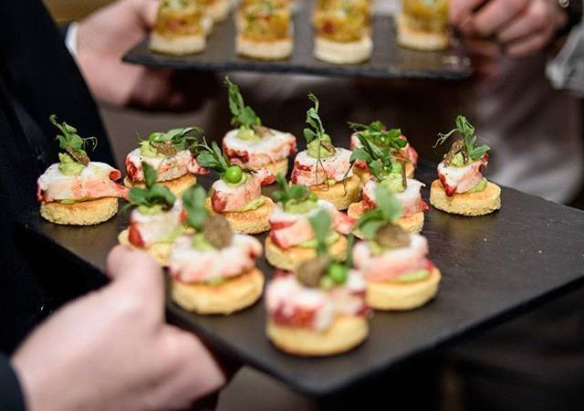 Instagram Post – Canapés. Yay or nay?#love #wedding #londonwedding #weddingvideography #weddinglondonphotography