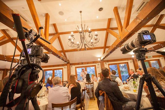 Instagram Post – Filming Speeches #love #wedding #weddingvideography #uk #weddinglondonphotography