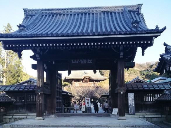 Kencho-ji-Kamakura-Giappone-ingresso-tempio