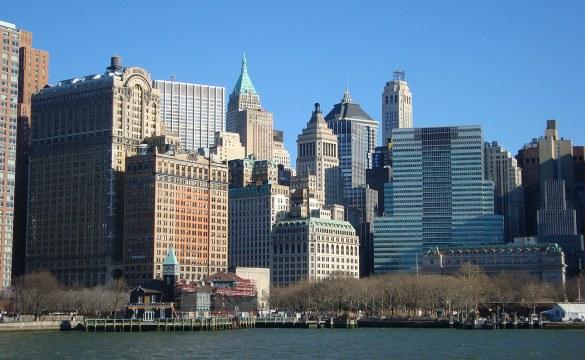New-York-Central-edifici-America