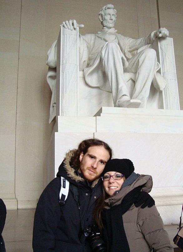 Washington-DC-National-Mall-Lincoln Memorial-2-USA-America
