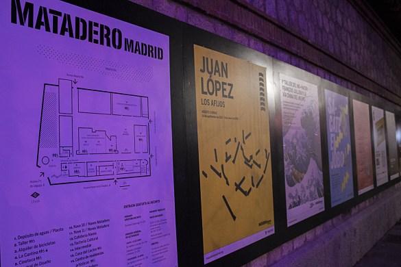 Il Matadero-centro culturale-Legazpi-Madrid-Spagna-Spain-mostra fotografica