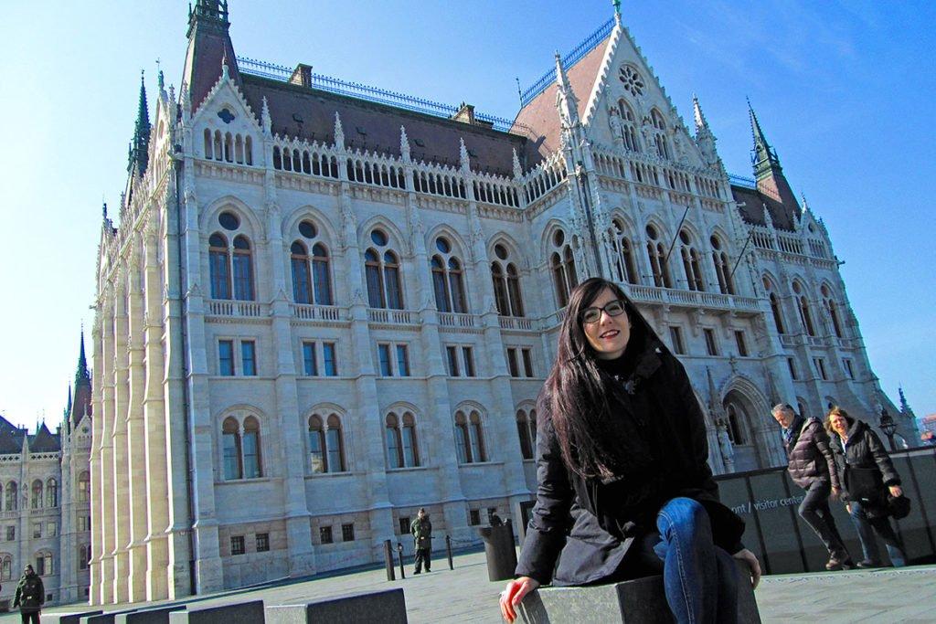 Parlamento Budapest-esterno-Pest-Budapest-Ungheria-Hungary-Europa