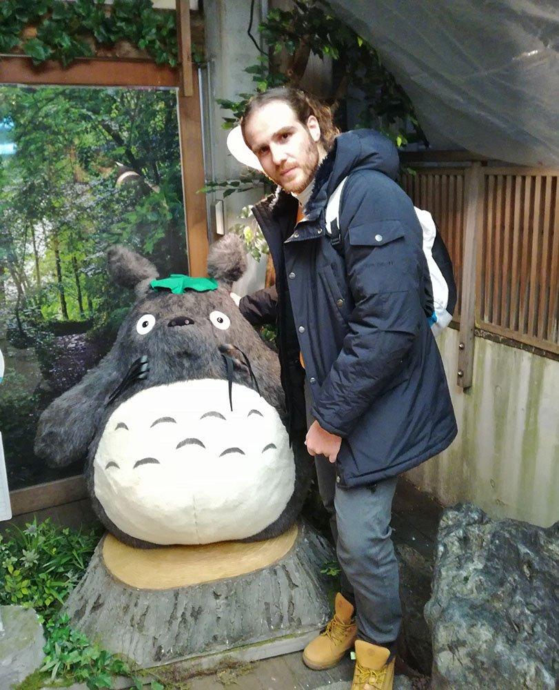 Totoro-Studio Ghibli-Kyoto-Giappone-japan-Asia